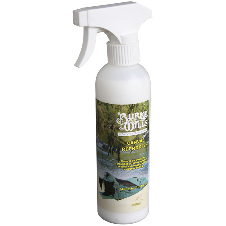 Burke & Wills Canvas Reproofer 375 mL