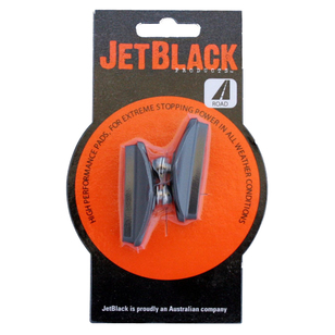 JetBlack Basic Road Pads