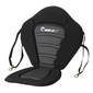 Seak Deluxe Kayak Backrest Black