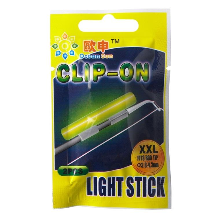 Ocean Sun Clip On Glow Stick