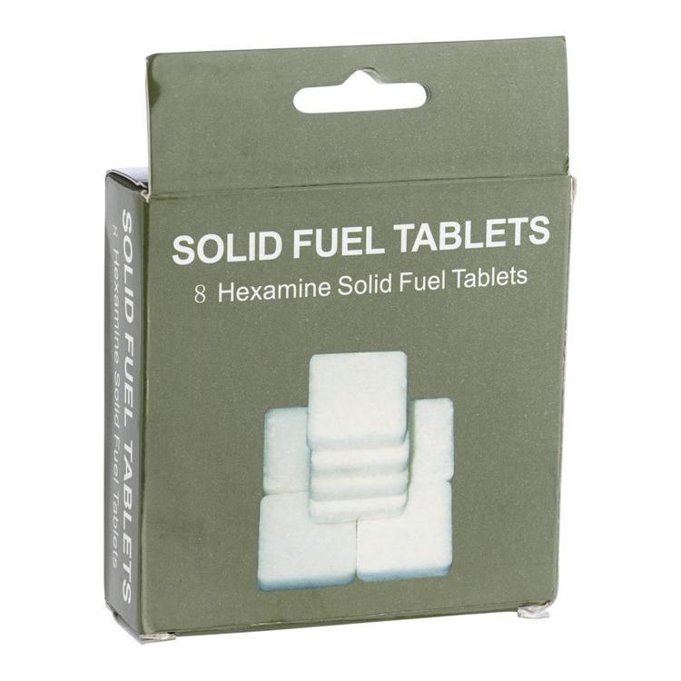 Bushtracks Fuel Tablets