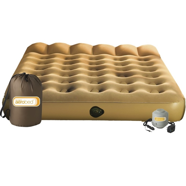 Aerobed Active Airbed Brown