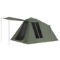 Dune Kimberley 9 Plus Canvas Tent Khaki
