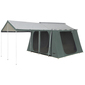 Dune Innamincka Canvas Tent Green 12 x 9 ft