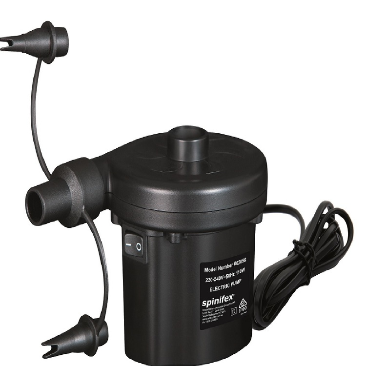 Spinifex 240V Electric Air Pump