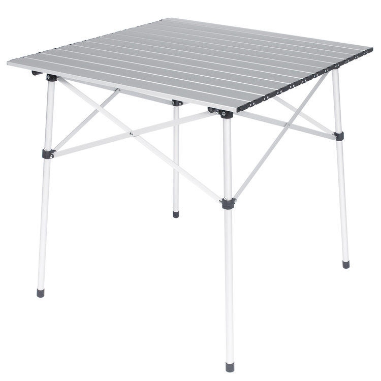 Spinifex Square Aluminium Folding Table