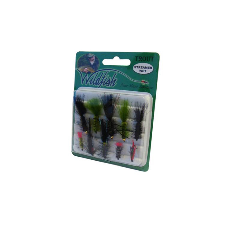 Wildfish Freshwater Streamer Fly Pack