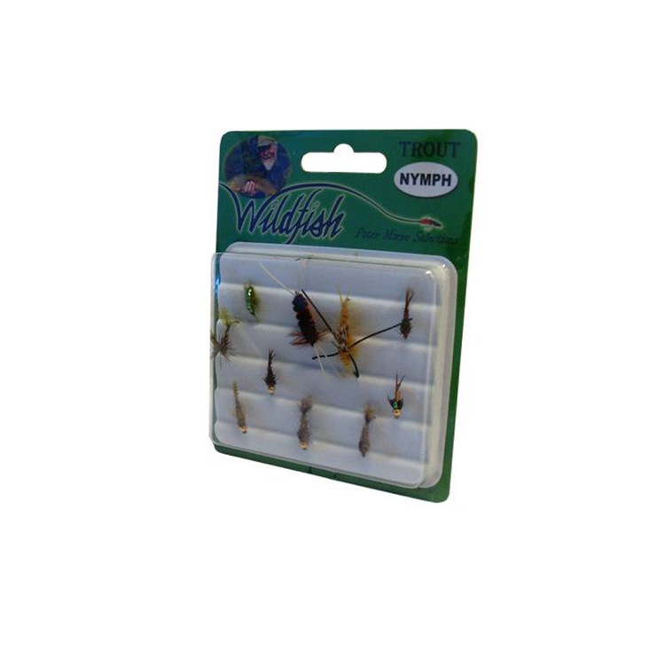 Wildfish Freshwater Nymphs Fly Pack