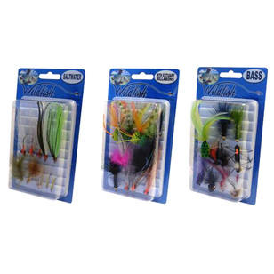 Wildfish Saltwater Billabong Fly Pack