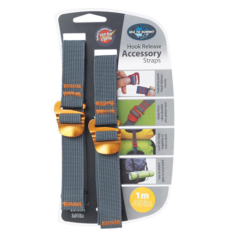 Sea to Summit 20 mm Accessory Strap Grey