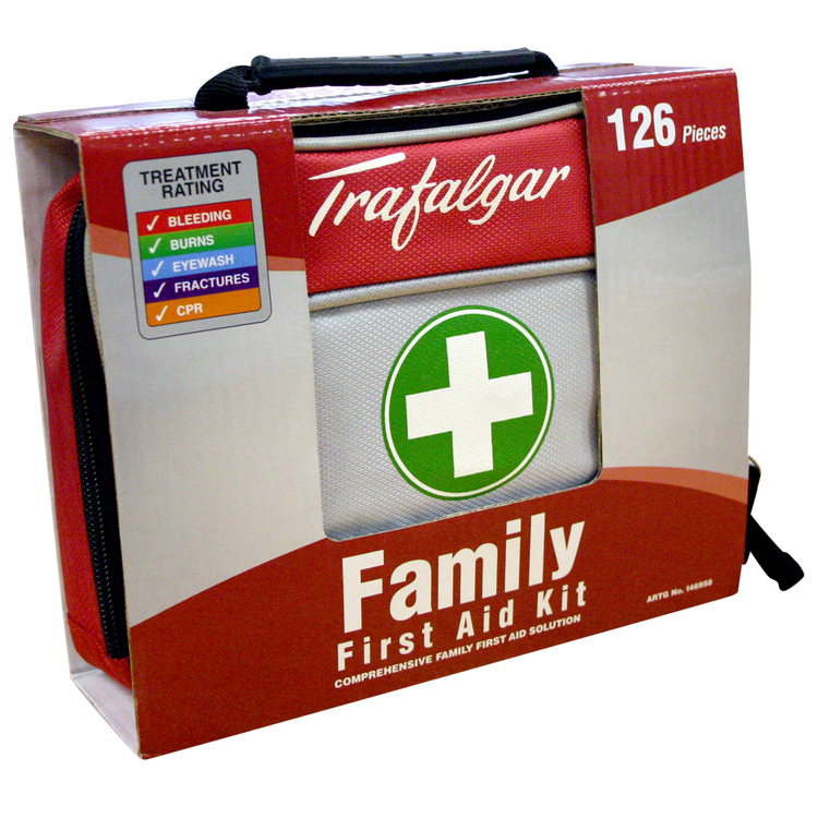 Trafalgar Family First Aid Kit