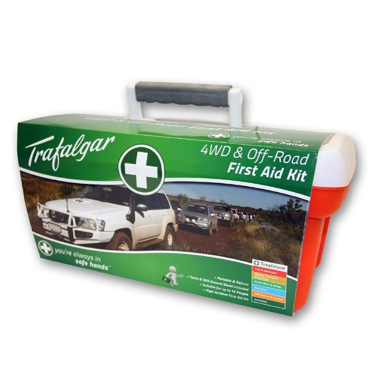 Trafalgar 4WD & Off Road First Aid Kit