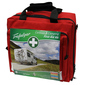 Trafalgar Caravan & Camping First Aid Kit Red