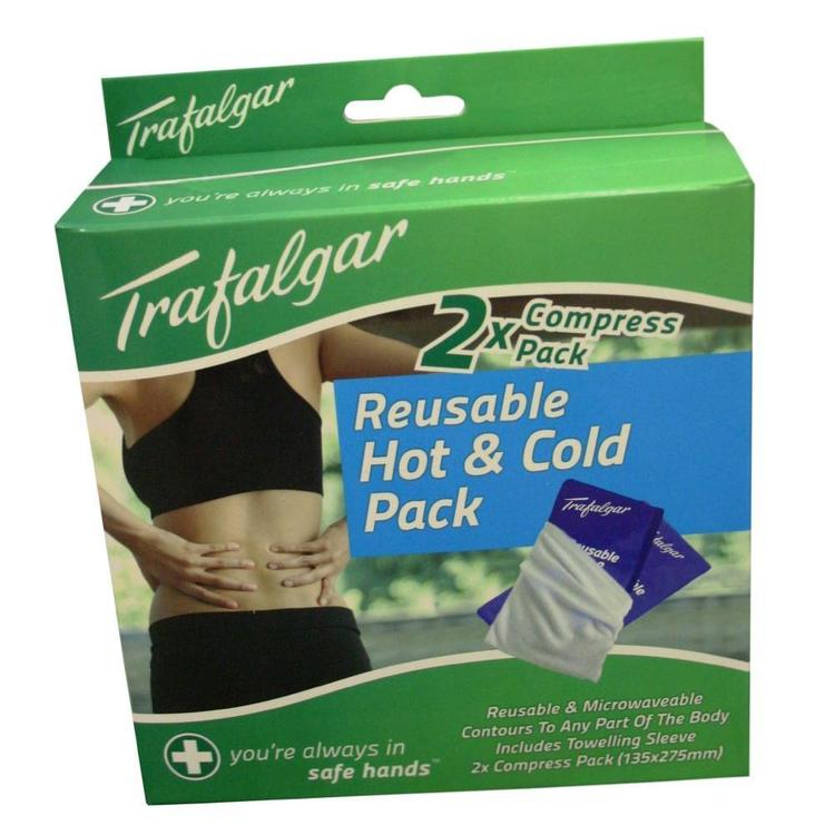 Trafalgar Reusable Hot Cold Pack