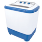 Companion Twin Tub Washing Machine Blue & White