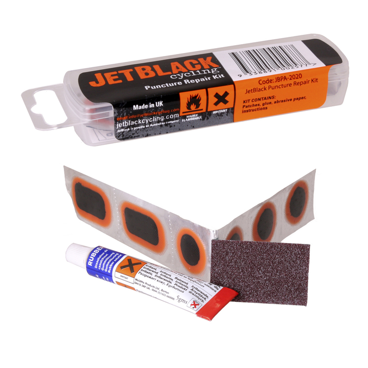 JetBlack Puncture Repair Kit