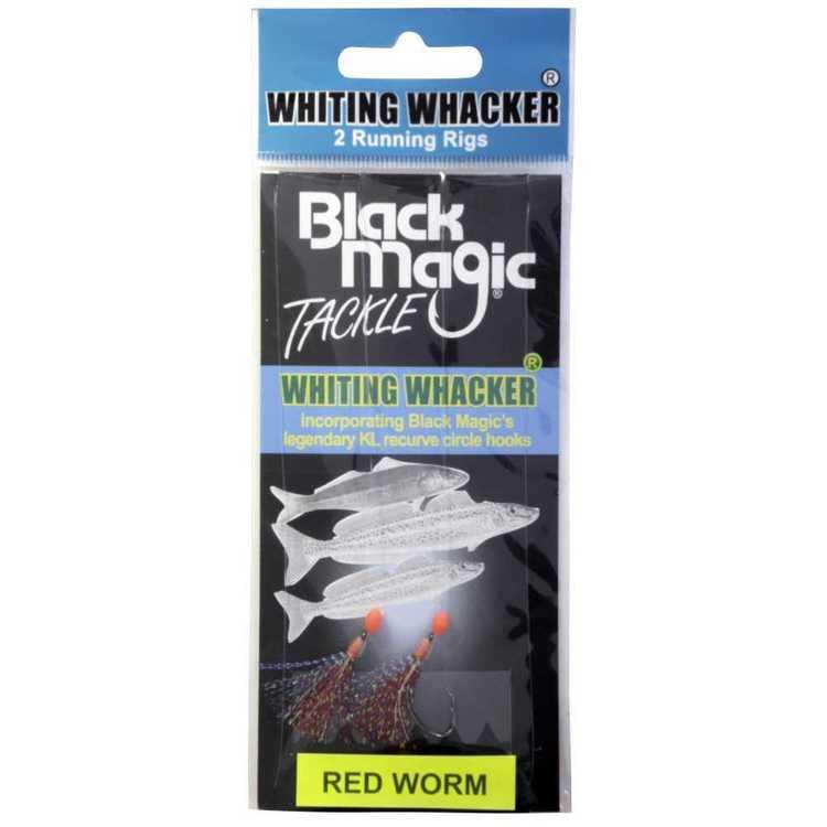 Black Magic Whiting Whacker Rig Pack