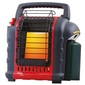 Primus Mr Heater Portable Buddy Heater Grey & Red