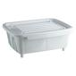 Trail Com Mini Dish Drainer Clear