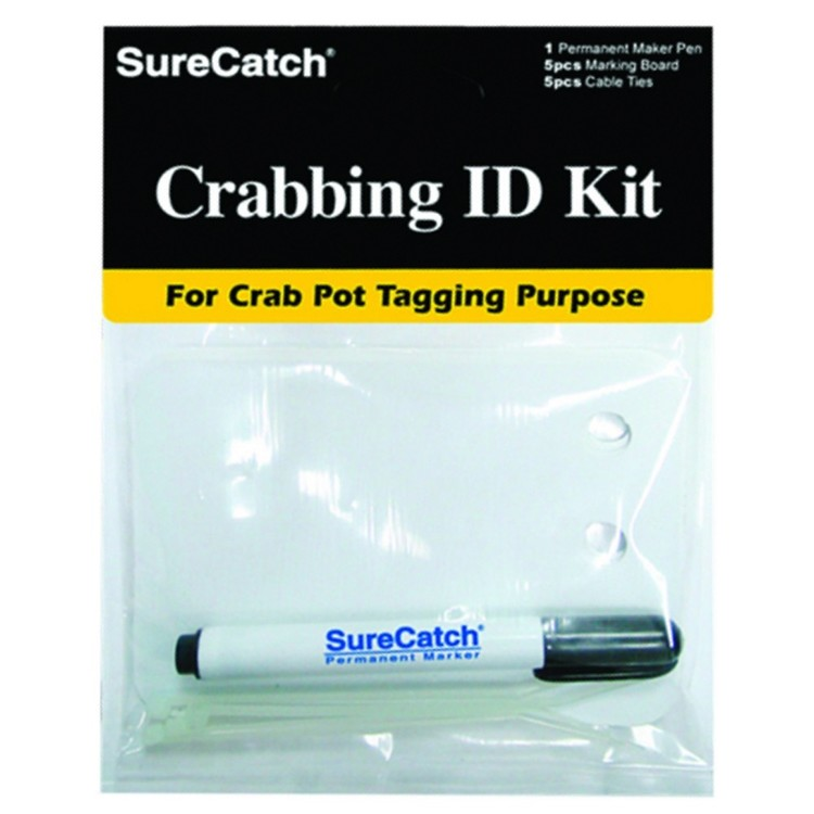 SureCatch Crab Pot Id Kit