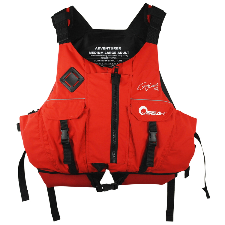 Seak Adventurer Level 50 Kayak PFD