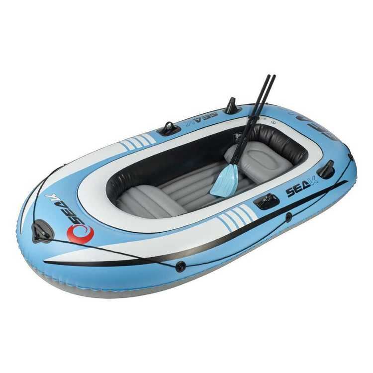 Seak 3.0 Inflatable Boat Blue 103 x 57 in