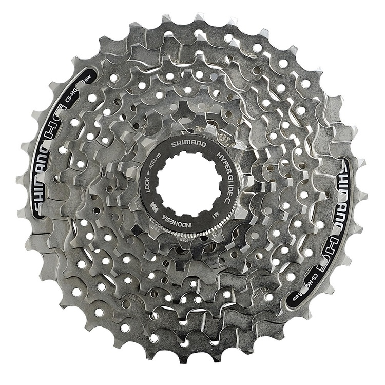 Shimano Acera Cassette 11-30 8-Speed Silver