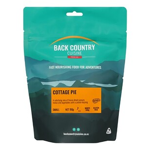 Back Country Gluten Free Cottage Pie