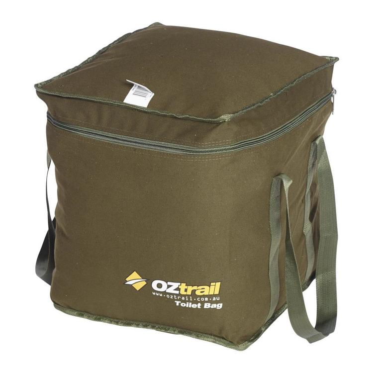 OZtrail Canvas Toilet Bag