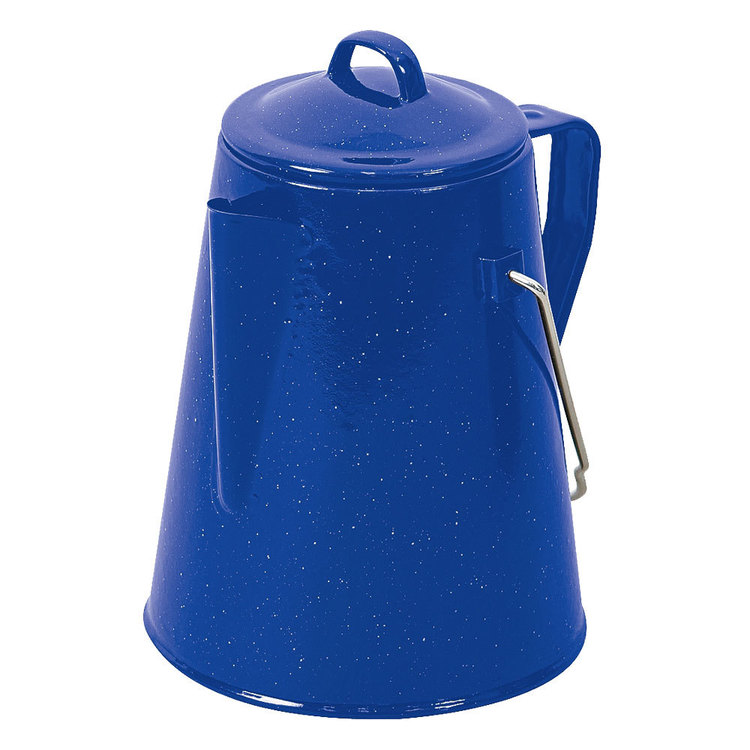 Campfire Enamel 2 Litre Coffee Pot