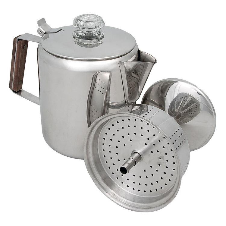 Campfire 5 Cup Coffee Perculator