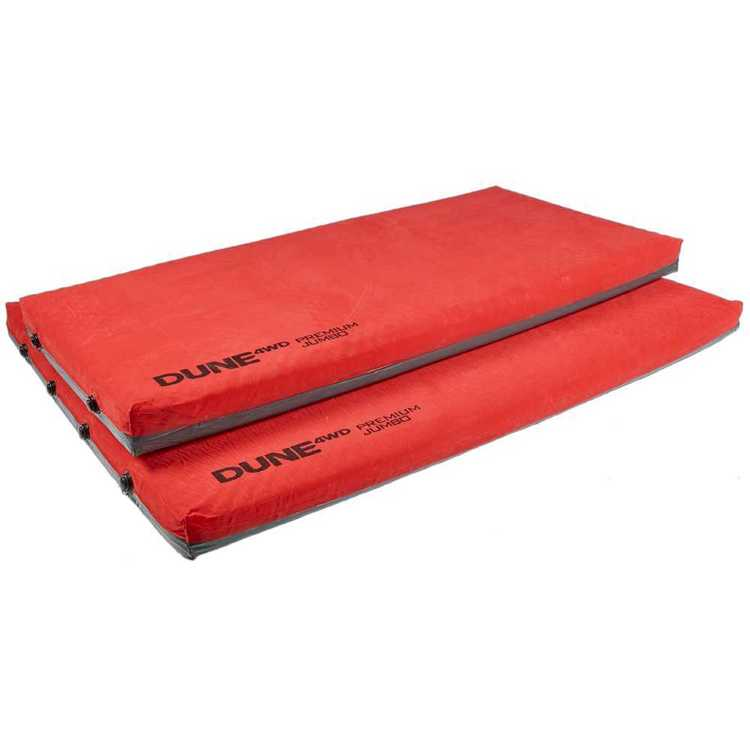 Dune 4WD Premium Jumbo Mat with Pillow