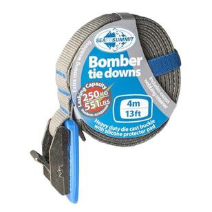 Solution Bomber Tie Down Blue 4 m