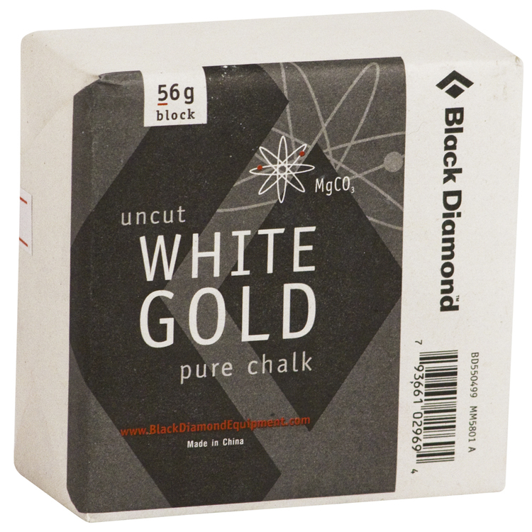 Black Diamond Chalk Block White 55 g