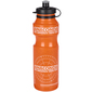 Anaconda Rapture Water Bottle Orange & Black 750 mL