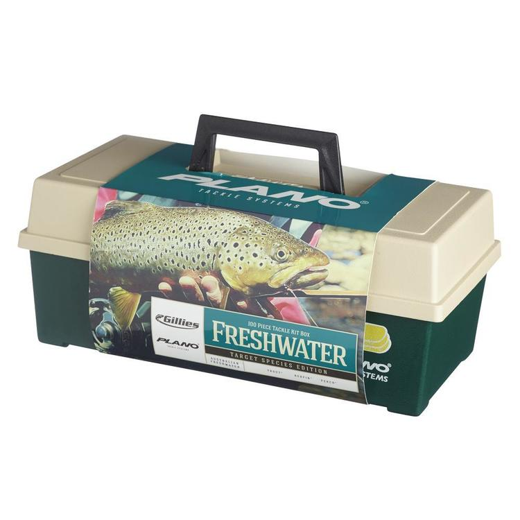 Plano 2100 Freshwater Kit Box