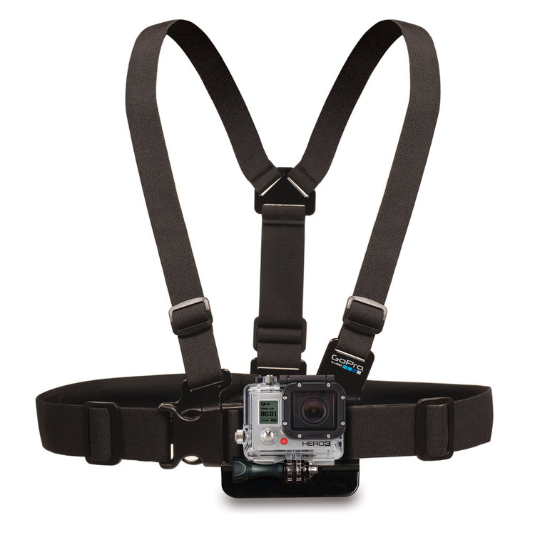 GoPro Chest Harness Mount Black