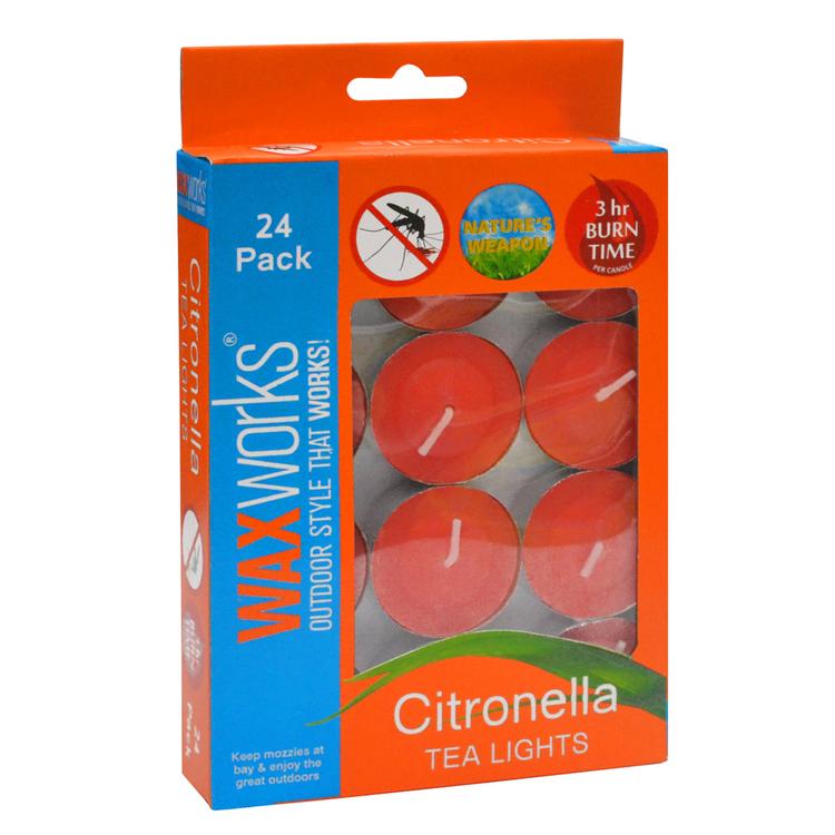 Waxworks Tea Lights Pack