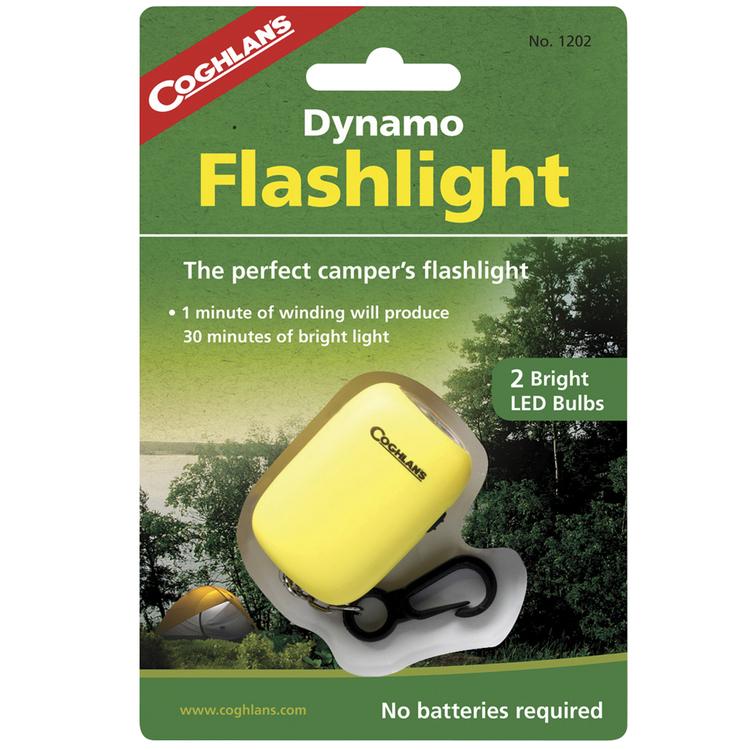 Coghlans Dynamo Flashlight