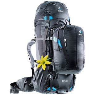 Deuter 60 + 10 L Quantum Travel Pack SL