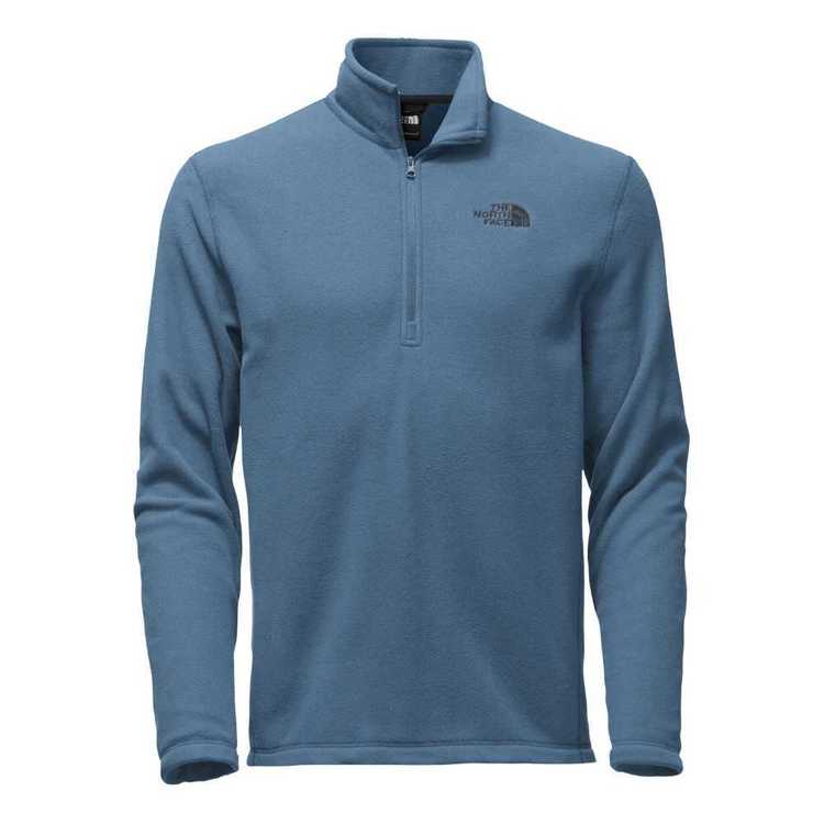 The North Face Men's Glacier Quarter Zip Fleece Top