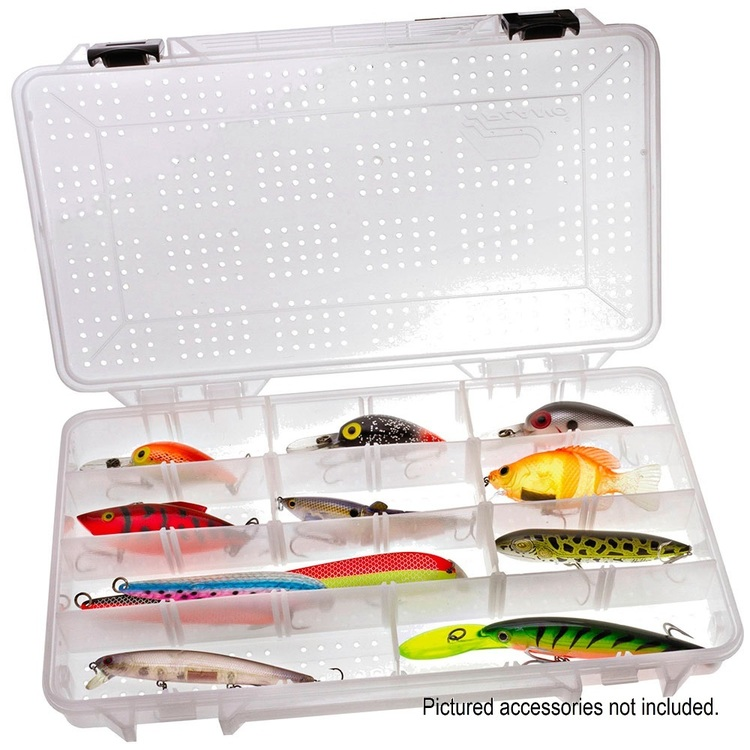 Plano 43700 Hydro Flo Stowaway Tackle Box