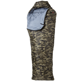 Denali Defender Camo Hooded Sleeping Bag