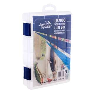 Jarvis Walker LB2000 Lure Box Tackle Tray