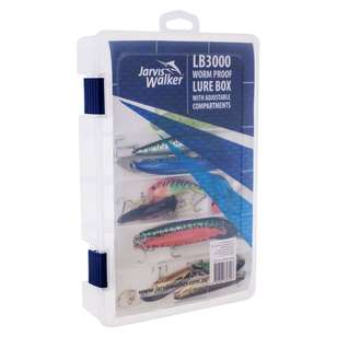 Jarvis Walker LB3000 Lure Box Tackle Tray