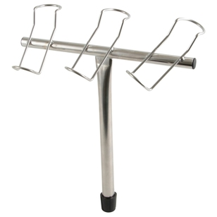 Jarvis Walker Platinum Port/Left 3-Way Rod Holder