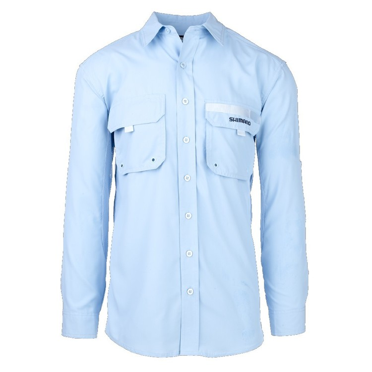 Shimano Adults' Skyway Vented Fishing Shirt