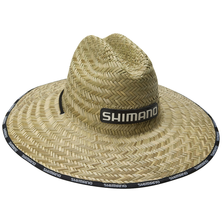Shimano Sunseeker Straw Hat Natural