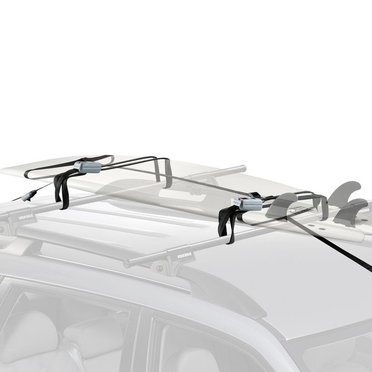 Yakima Wavehog Surfboard Rack Black