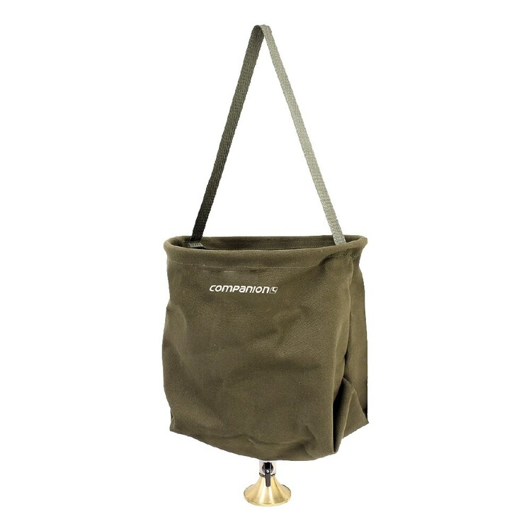 Companion Canvas 20L Shower Bucket